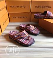 Unique Louis Vuitton Slippers Available In Sizes   Shoes for sale in Lagos State, Lagos Island