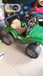 Fisher Price Power Wheels Jeep   Toys for sale in Abuja (FCT) State, Lugbe District