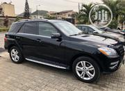 Mercedes-Benz M Class 2014 Black | Cars for sale in Lagos State, Lekki Phase 1