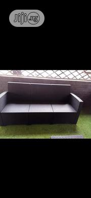 Brand New Imported Plastic Rattan Set of Chair With a Table. | Furniture for sale in Lagos State, Ojo