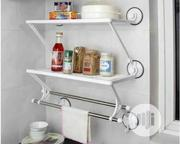 Doubke Layer Bathroom Rack | Home Accessories for sale in Lagos State, Alimosho