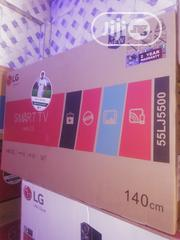 "LG 55""Smart Television With Two Years Warranty. 