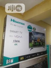 "Hisense 55"" Smart Netflix TV With 2yrs Warranty. 