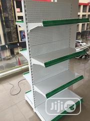 Double Sided Shelve   Store Equipment for sale in Abuja (FCT) State, Gwarinpa