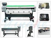 Large Format Printing Machine Eco Solvent 1.6m XP600 Printhead | Printing Equipment for sale in Lagos State, Ikeja