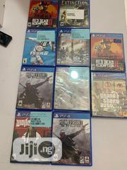 Brand New Ps4 Discs | Video Game Consoles for sale in Oyo State, Ibadan