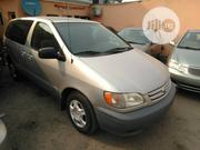 Toyota Sienna 2002 Gold   Cars for sale in Lagos State, Apapa