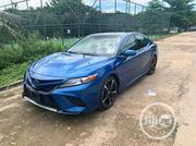 Toyota Camry 2018 XSE FWD (2.5L 4cyl 8AM) Blue | Cars for sale in Abuja (FCT) State, Central Business District