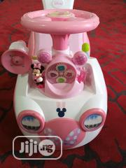 Disney Minnie Mouse Ride On/Learner Walker. | Children's Gear & Safety for sale in Lagos State, Ikeja