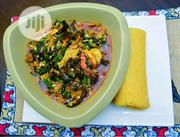 Sea Food Okra And Eba | Meals & Drinks for sale in Lagos State, Ikeja
