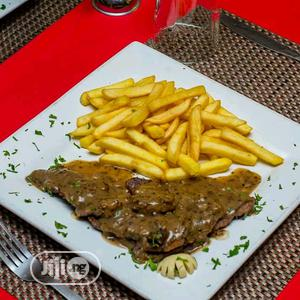 Pepper Steak With Chip