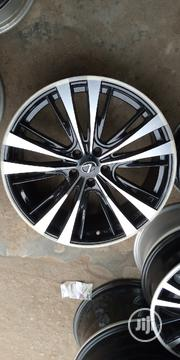 20 Rim For Lexus RX 350 2020 Model | Vehicle Parts & Accessories for sale in Lagos State, Mushin