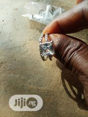 Princess 925 Sterling Silver 1.8ct White Sapphire Diamond Ring | Jewelry for sale in Kwara State, Ilorin East