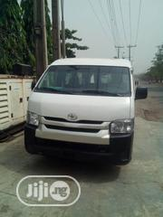 Toyota Hiace 2012 White   Buses & Microbuses for sale in Lagos State, Magodo