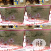 Bismid Facial Whitening Soap With Vitamin E(Not in a Pack) | Skin Care for sale in Lagos State, Ojo