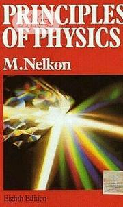 Principles Of Physics   Books & Games for sale in Abuja (FCT) State, Wuse