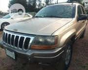 Jeep Cherokee 2001 Gold | Cars for sale in Abuja (FCT) State, Central Business District
