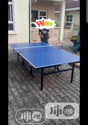 High Standard Outdoor Table Tennis Board   Sports Equipment for sale in Lagos State, Ojota
