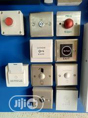 Access Control Exit Button 3by3 Metal | Safety Equipment for sale in Lagos State, Ikoyi