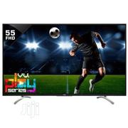 Royal 55 Inch Smart LED Super FHD RTV55DM1100 + Free 3D Glass   Accessories for Mobile Phones & Tablets for sale in Delta State, Udu