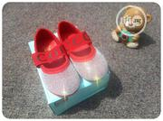 Baby Red Glitz Shoe Seize 30 Available | Children's Shoes for sale in Lagos State, Victoria Island