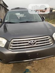 Toyota Highlander 2009 V6 Gray | Cars for sale in Lagos State, Ajah