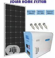 Solar Inverter Power Bank With 4 Super Bright Bulbs | Solar Energy for sale in Ogun State, Abeokuta South