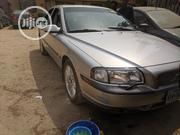 Volvo S60 2002 AWD Automatic Silver | Cars for sale in Lagos State, Mushin