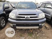 Toyota 4-Runner Limited 4x4 2004 Gray | Cars for sale in Lagos State, Apapa