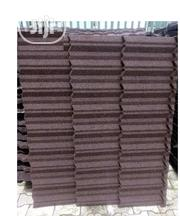 Brown Classic Docherich Stone Coated Roofing Sheet From Mr Donald | Building & Trades Services for sale in Lagos State, Ajah