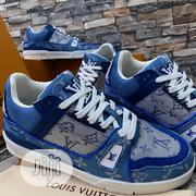 Louis Vuitton Denim Trainers   Shoes for sale in Lagos State, Lagos Island
