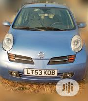 Nissan Micra 2003 Blue   Cars for sale in Oyo State, Ibadan