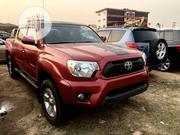 Toyota Tacoma 2013 Red | Cars for sale in Lagos State, Ojodu