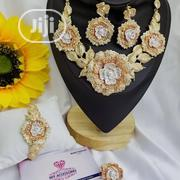 3 Tones Zirconia Jewelry   Jewelry for sale in Lagos State, Agege