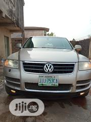 Volkswagen Touareg 2005 4.2 V8 Gold | Cars for sale in Lagos State, Ipaja