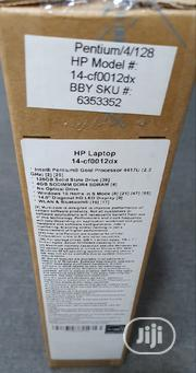 New Laptop HP 14z 4GB Intel Pentium SSD 128GB | Laptops & Computers for sale in Lagos State, Ikeja