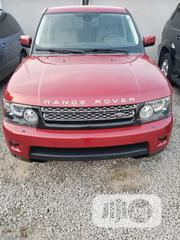 Land Rover Range Rover Sport 2012 HSE LUX Red | Cars for sale in Lagos State, Amuwo-Odofin