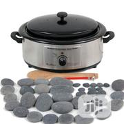Heat Pot With Body Massage Stone | Tools & Accessories for sale in Lagos State, Lagos Island
