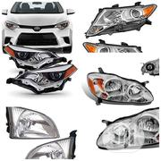 Headlight For Toyota Corolla, Camry, Venza, Highlander, Rav 4 Etc | Vehicle Parts & Accessories for sale in Lagos State, Mushin