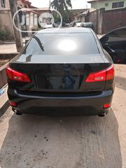 Lexus IS 250 AWD 2006 Black | Cars for sale in Lagos State, Ojodu