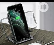 Basues Rib Horizontal Vertical Holder Wireless Charger | Accessories for Mobile Phones & Tablets for sale in Lagos State, Ikeja