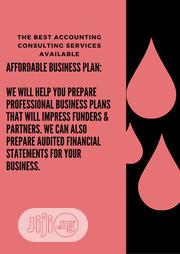 Affordable Business Plan Preparation | Tax & Financial Services for sale in Lagos State, Ikorodu