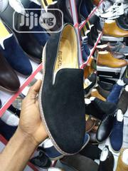 Black Suede Bugatchi Men's Shoe Available. | Shoes for sale in Lagos State, Lagos Island