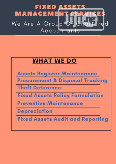 Affordable Fixed Assets Management Services For Your SME