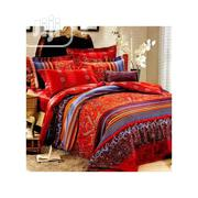 Matured Duvet Bedsheet With 4 Pillow Cases | Home Accessories for sale in Lagos State, Maryland