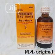 Rdl Baby Face Hydroquinone Tretinoin Solution | Skin Care for sale in Abuja (FCT) State, Garki 2
