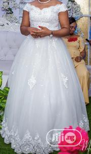 Weeding Gown For A Size 12 | Wedding Wear for sale in Rivers State, Port-Harcourt