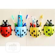 Ladybug Shape Toothbrush Holder   Home Accessories for sale in Lagos State, Lagos Mainland