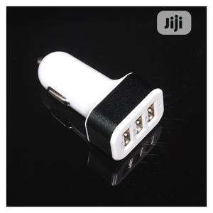 3 USB Car Charger