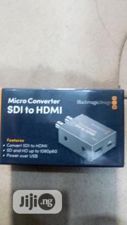 Black Magic Sdi To HDMI Converter | Computer Accessories  for sale in Lagos State, Ikeja
